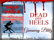 Theresa Braun's DEAD OVER HEELS Blitz