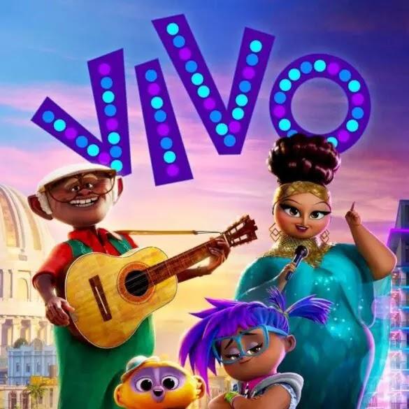 [Movie] Vivo (2021) #Arewapublisize