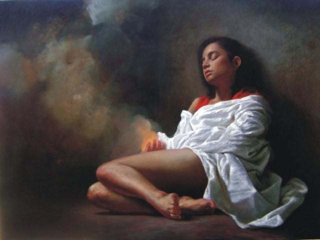 Мексиканский художник-сюрреалист. Ricardo Fernandez Ortega 18