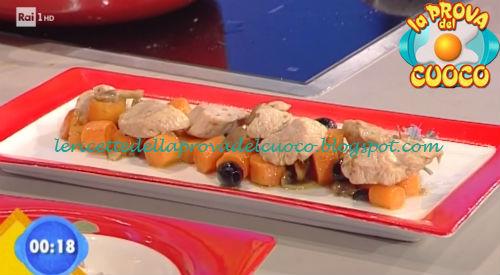 Bocconcini di tacchino alla cacciatora ricetta Latagliata da Prova del Cuoco