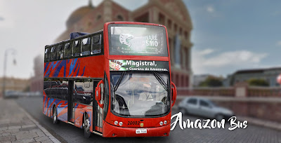 Tucunaré Turismo - Amazon Bus