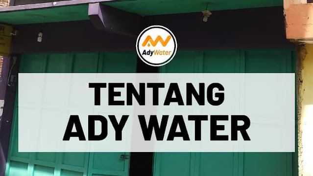 tentang ady water