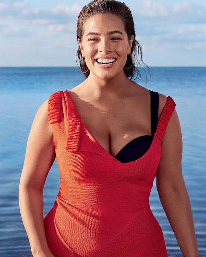 Ashley Graham sexiest model photoshoot for Glamour Magazine July 2017 cover issue