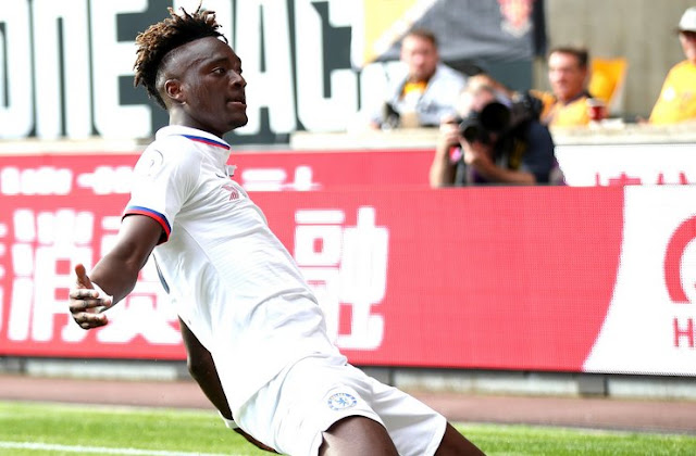 Chelsea player Embarrassing Tammy Abraham in Public