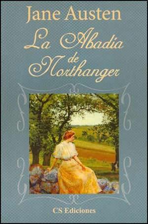 Cubierta del libro La abadía de Northanger de Jane Austen pdf epub