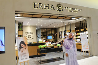 review erha glowing, hasil perawatan di erha, efek samping erha klinik, review erha truwhite instaradiance by IPL