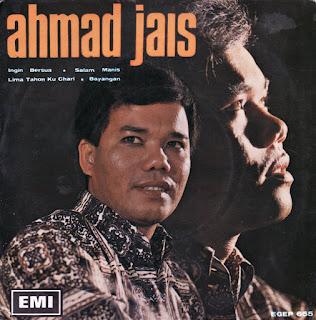 Ahmad Jais 25 MP3 Lagu Melayu Klasik