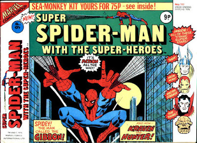 Super Spider-Man with the Super-Heroes #160