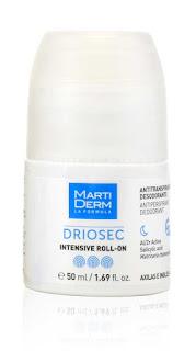 MartiDerm Driosec roll on intensivo