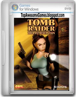 Tomb Raider 4 The Last Revelation Game