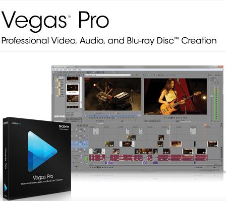 Sony vegas pro 13 crack 32 bit kickass freeware  Sony Vegas