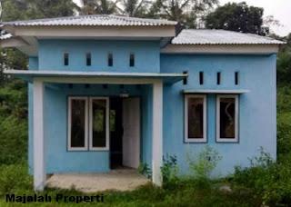 Perumahan Murah di Solok, Sumatera Barat