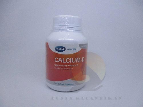 Calcium D Suplemen Untuk Kesehatan Tulang