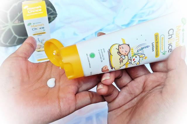 Lotion Anti Nyamuk Bayi