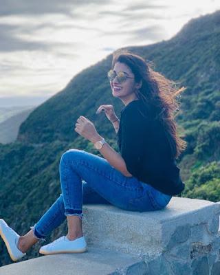 Priya Bhavani Shankar Beautiful in Black Dress Pics