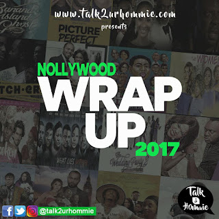 Cover picture of Nollywood Wrap Up 2017