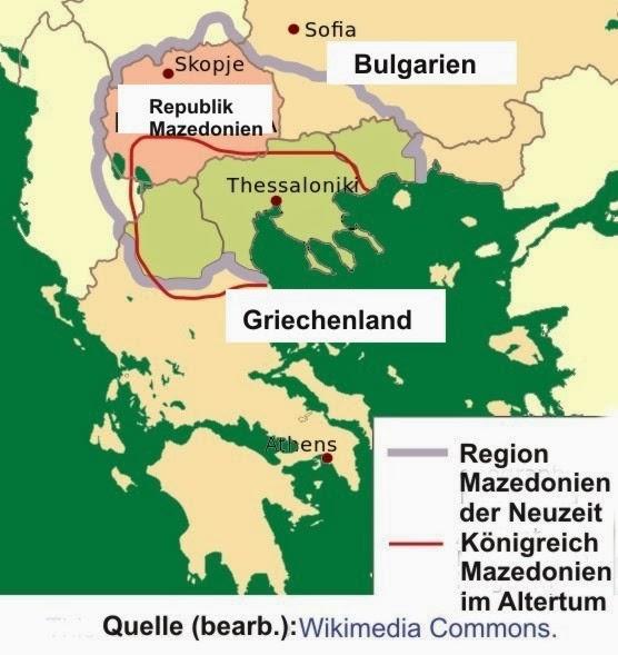 Mazedonien Karte.Euro Ethnien 2 180 Mazedonier Slawo Mazedonier Historische