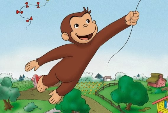 Pbs kids premieres all-new movie, curious george 3: back to the.