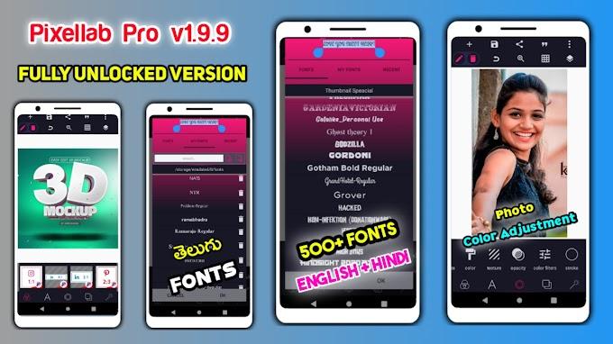 Pixellab Pro V1.9.9 Full Version Download ( Fully Unlocked )