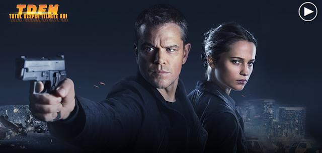 Matt Damon, face o recapitulare de 90 de secunde a francizei Bourne
