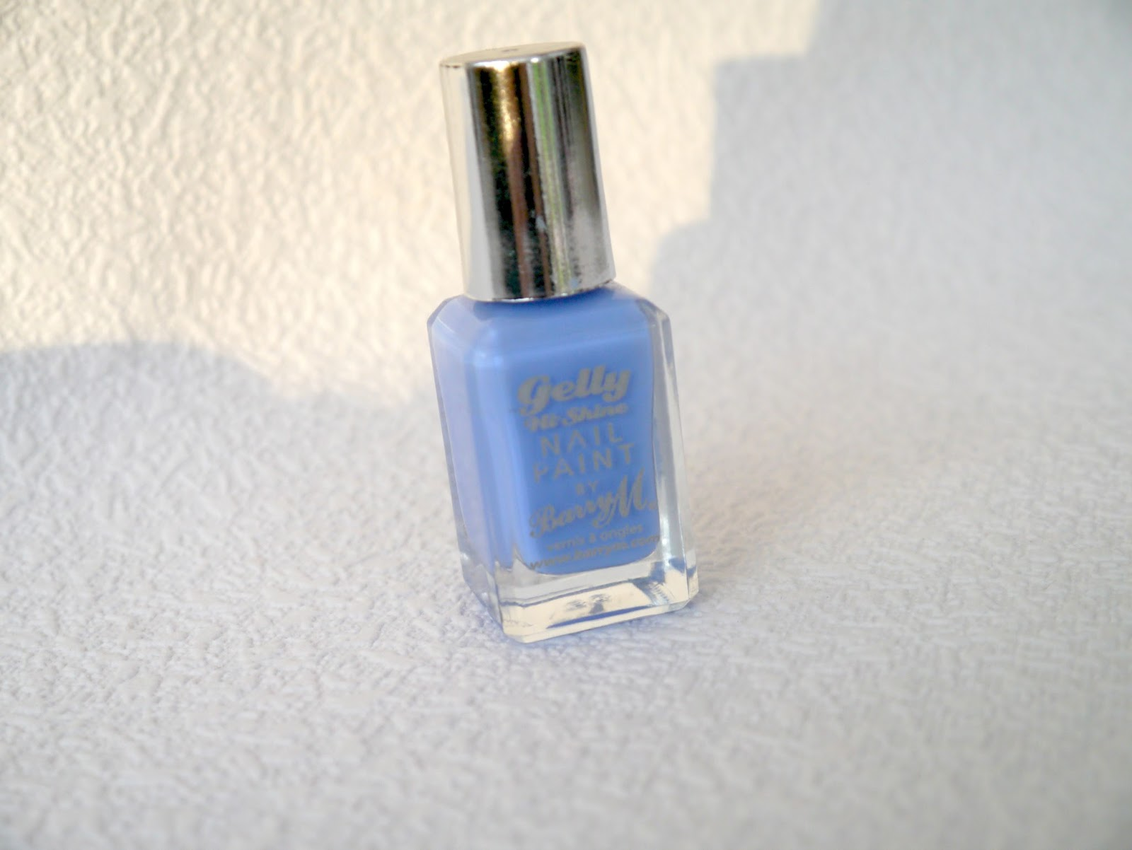 Barry M Gelly Nail Shine