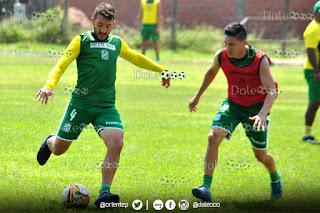 Oriente Petrolero - Marcel Román jugará su primer partido en el Samuel Vaca Jiménez de Warnes - DaleOoo