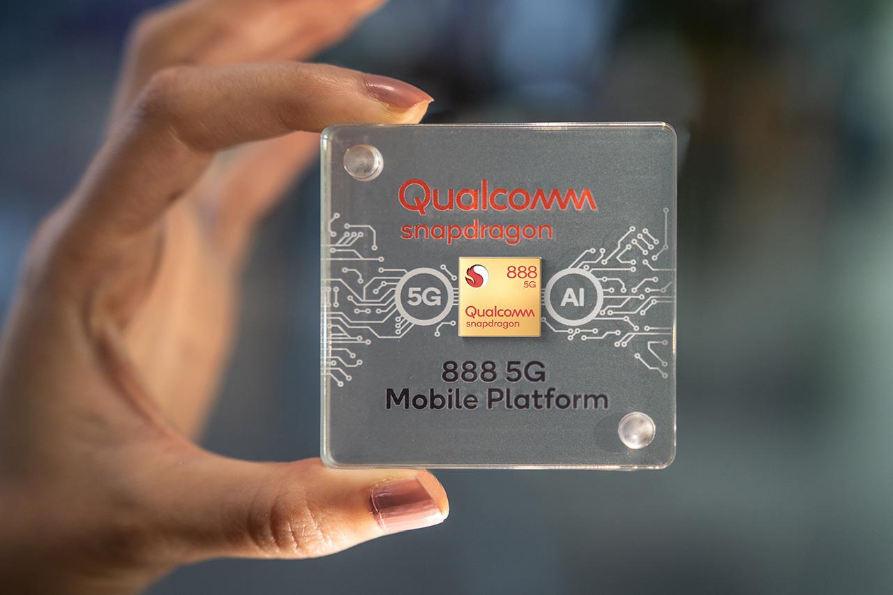 Qualcomm annuncia il nuovo Snapdragon 888