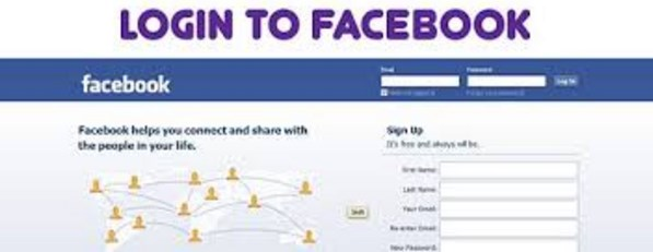 Login to Facebook Account