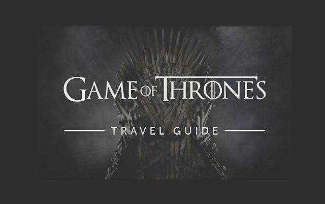 Game Of Thrones Travel Guide #Infographic