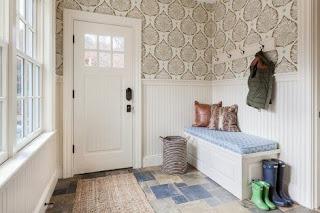 كيفية اختيار ورق الجدران المناسب لكل زاوية من منزلك