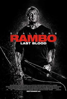 Rambo Last Blood 2019 English 720p HDCAM 2GB