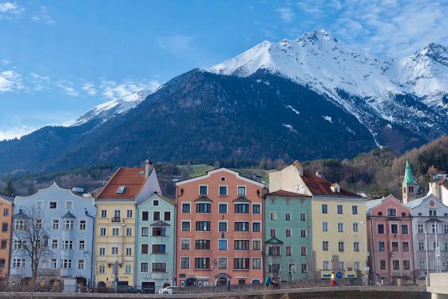 Itävalta Austria Innsbruck photography Alps Olympus OM-D valokuvaus