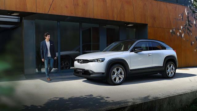 2022 Mazda MX-30 Preview