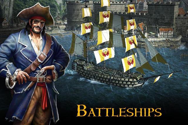 Game tema bajak laut