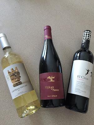 Bodegas San Velero wines of Carinena