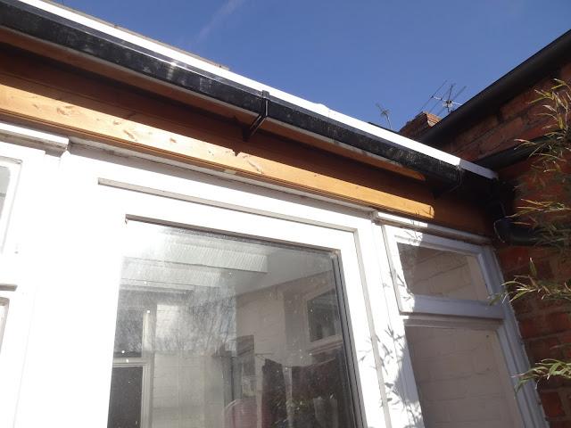 conservatory exterior tranformation