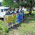 Petugas Puskesmas Distrik Kwoor Memberikan Sosialisasi Keliling Bersama Babinsa Koramil Persiapan Kodim 1802/sorong