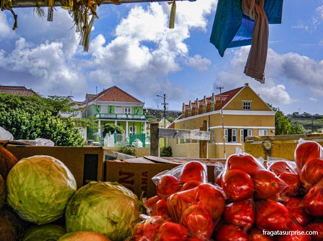Mercado Flutuante, Willemstad, Curaçao