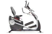 Inspire Fitness Cardio Strider 3 CS3, Recumbent Elliptical for home or light commercial use. Works upper and lower body without impact on your joints.