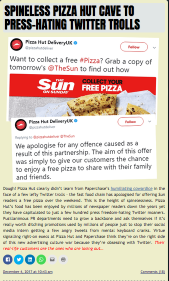 Zelo Street Guido Fawked Pizza Hut Giveaway