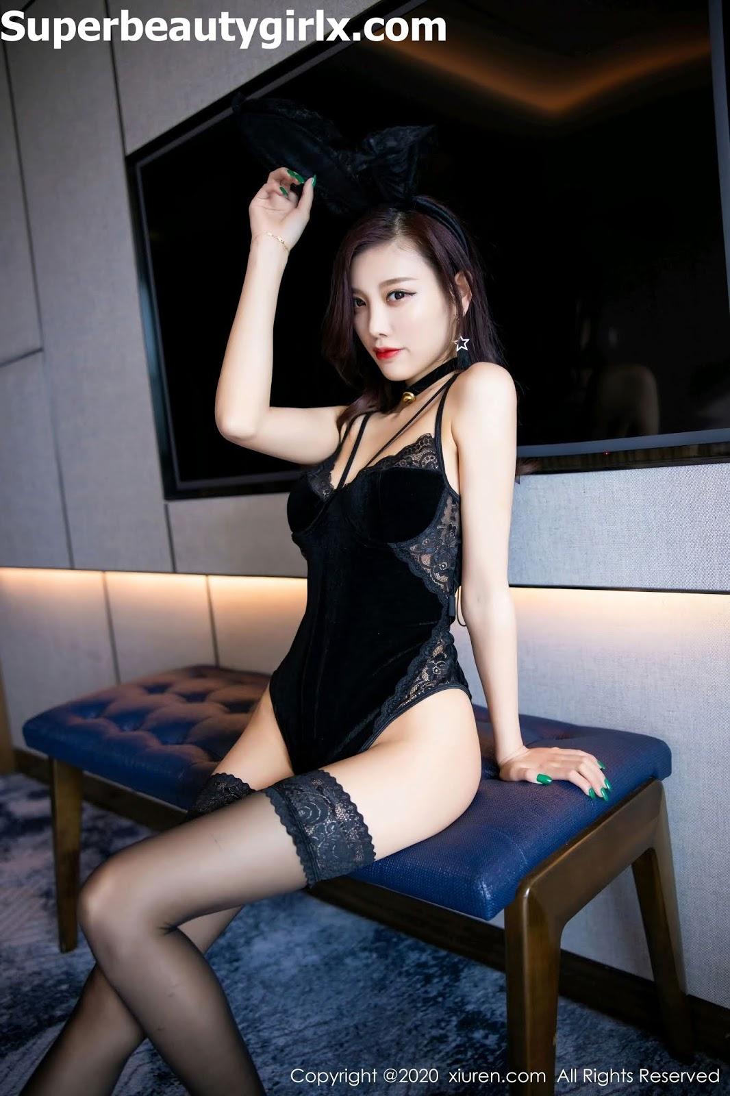 XIUREN-No.2458-Yang-Chen-Chen-sugar-Superbeautygirlx.com