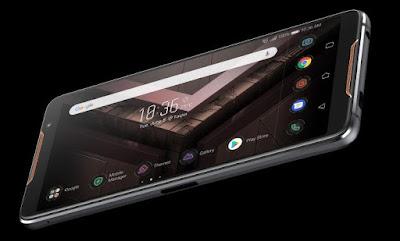 Spesifikasi Gahar Smartphome Games Asus ROG, Harga Masih Belum Ditentukan