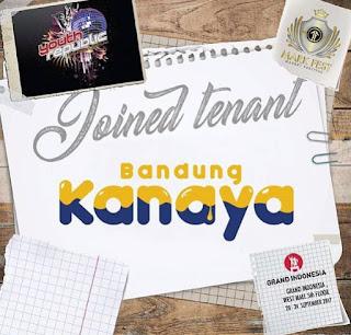 Yuk Datang Ke Tenant Bandung Kanaya di Grand Indonesia Jakarta