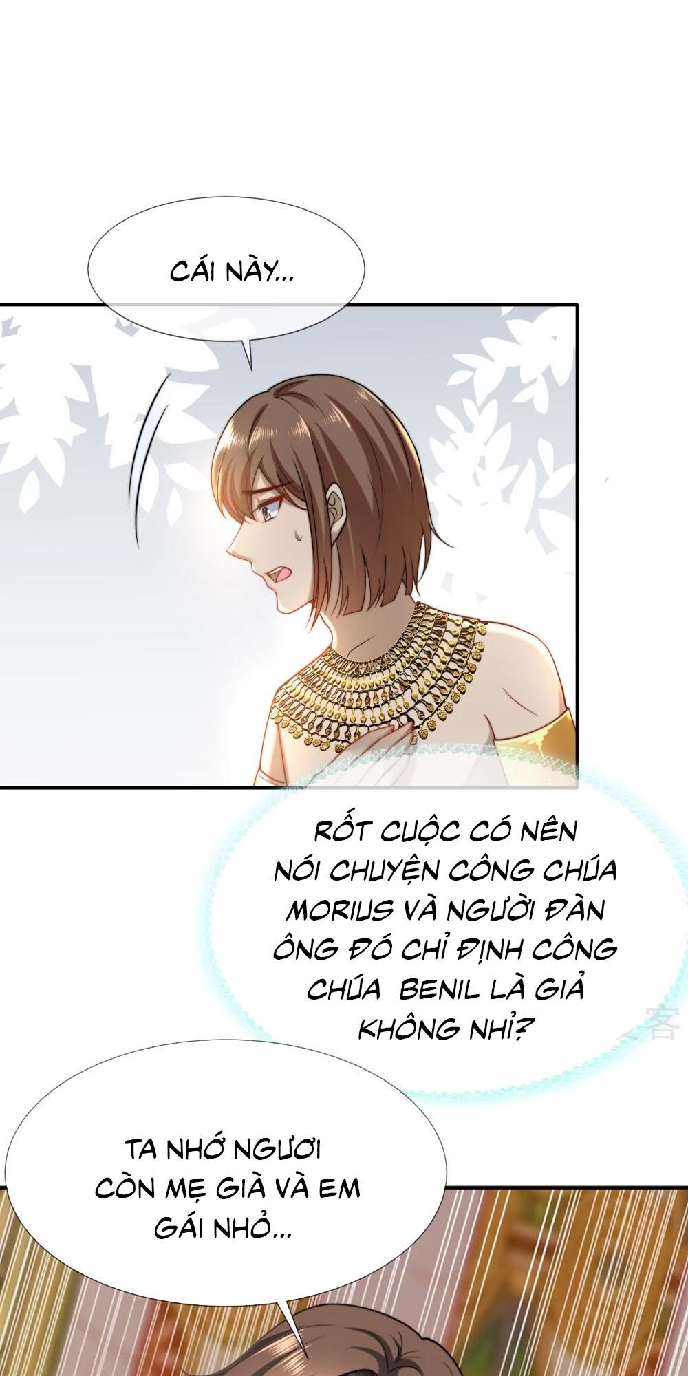 Sủng Hậu Của Vương chap 30 - Trang 13