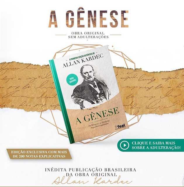 A Gênese -  edição exclusiva com 142 notas inéditas