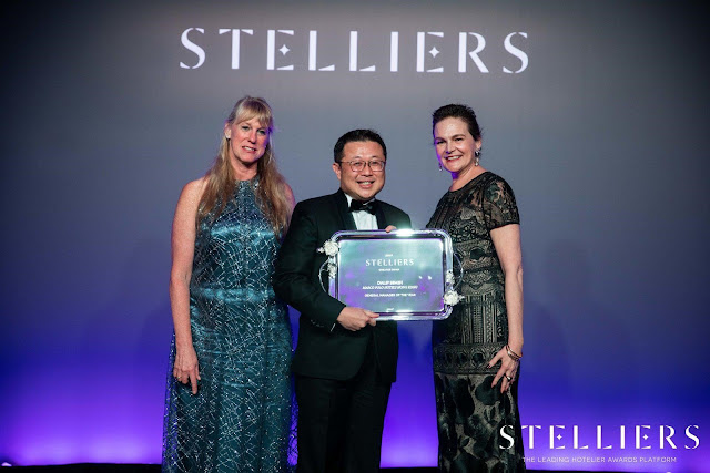 Stelliers' General Manager of the year 2019 Dalip Singh