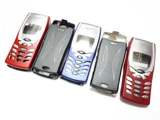 Casing Nokia 8250 Jadul Baru Langka