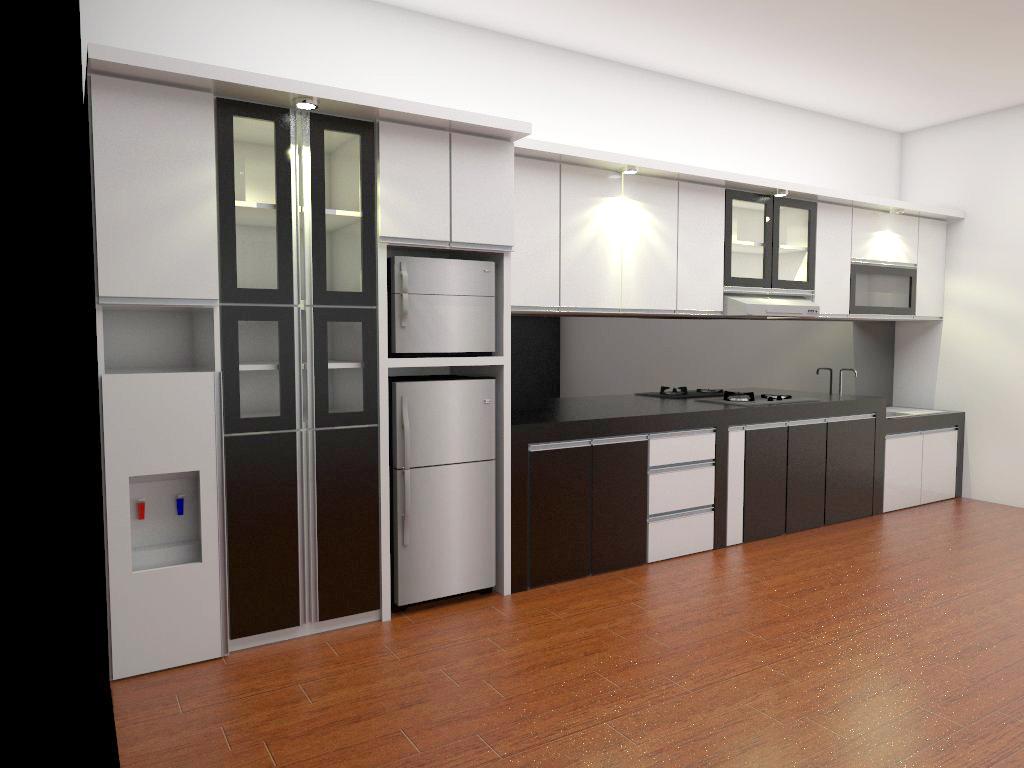 Memiliki dapur dengan kitchen set murah yang indah tidak berhenti pada proses desainnya saja namun juga pada pemilihan bahan material yang tepat