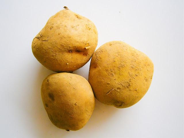 propiedades de la papa amarilla