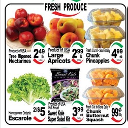 Cataldi Fresh Market Weekly Flyer July 9 - 15, 2020